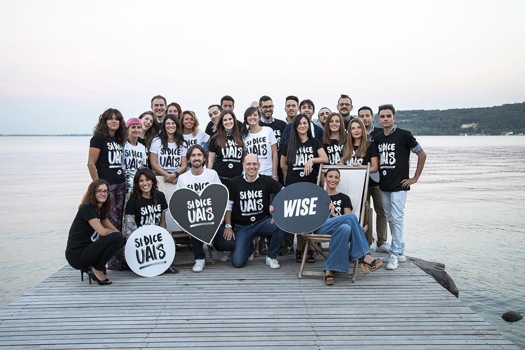 Il team Gruppo WISE: 10 anni di agenzia di comunicazione
