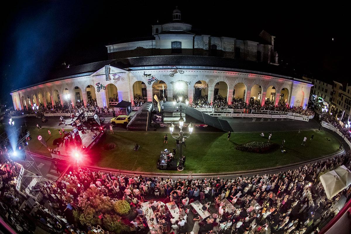 Evento cittadino Urban show a Brescia