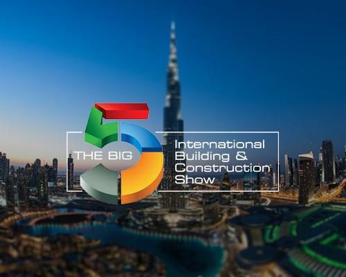 Allestimento stand fieristico Metallurgica San Marco a Dubai