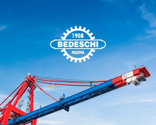 Organizzazione evento di inaugurazione Bedeschi