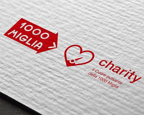 Brand concept mille miglia charity