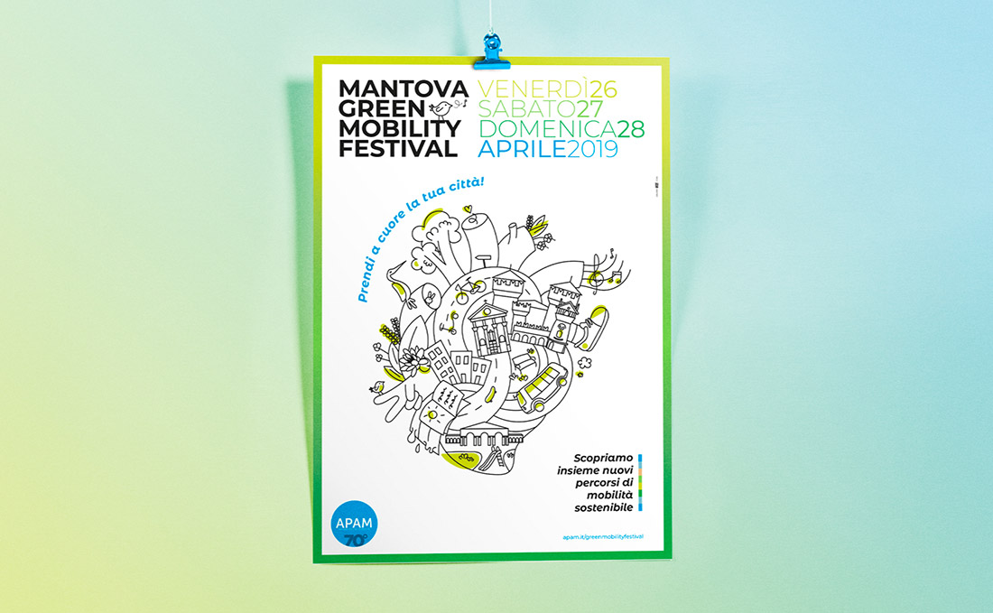 Visual Mantova green mobility festival