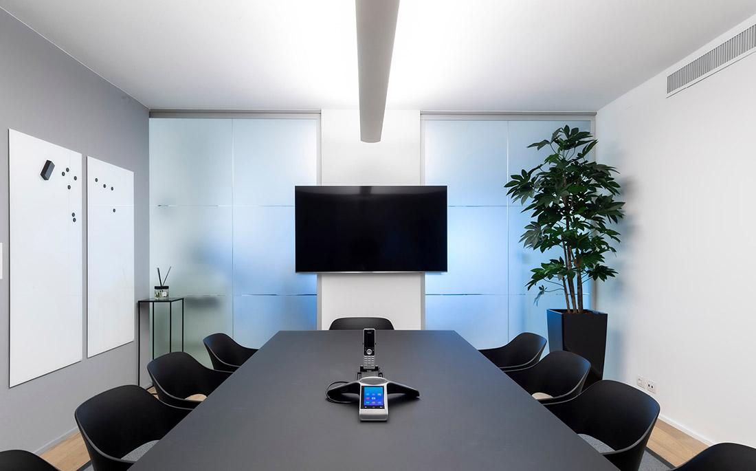 Gruppo WISE - Nuovi uffici Sala riunioni