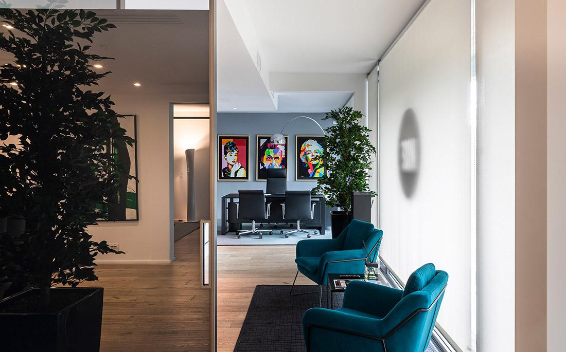 Gruppo WISE - Nuovi uffici