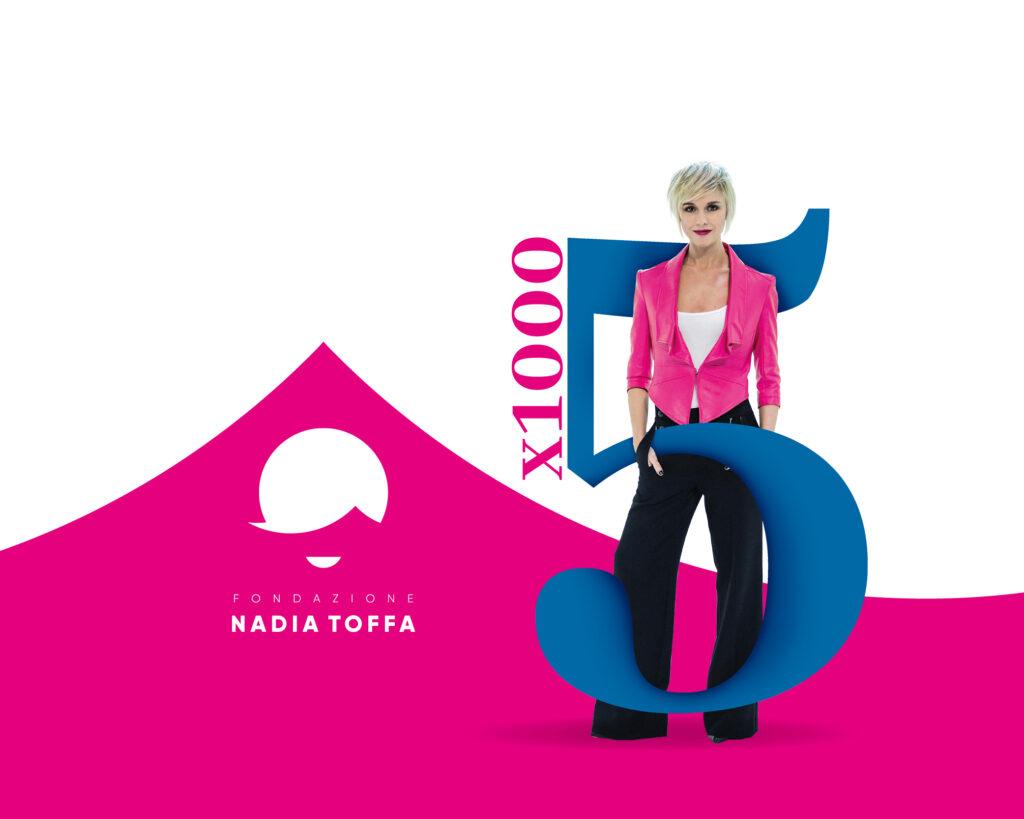 Campagna Comunicazione Nadia Toffa